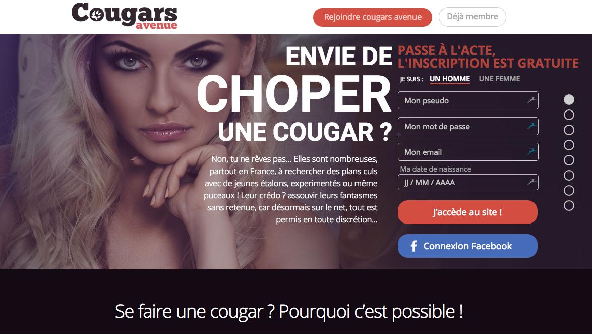 cougar avenue avis